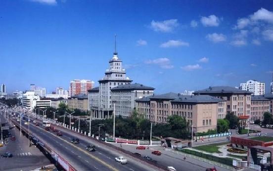 哈尔滨工业大学风景; 校园美景欣赏:哈尔滨工业大学_校园风景_phpcms
