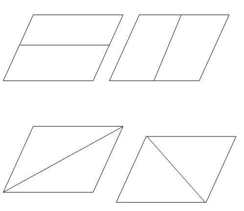 几何题,画直线变图形