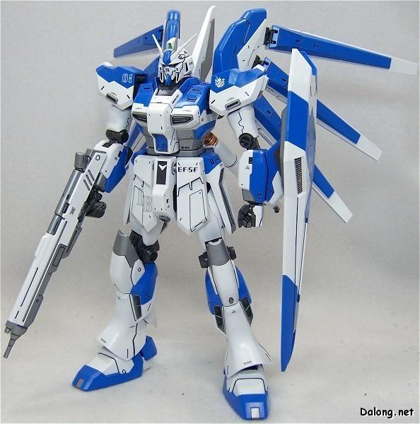 MG95Hi-ν高达