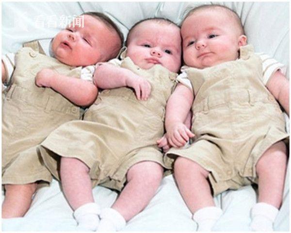 【转】北京时间     奇迹!怀孕两周又孕一女 女子诞下罕见三胞胎 - 妙康居士 - 妙康居士~晴樵雪读的博客