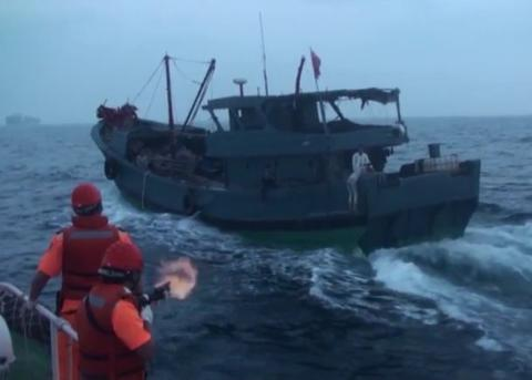 悍然射伤大陆渔民 蔡当局为何敢