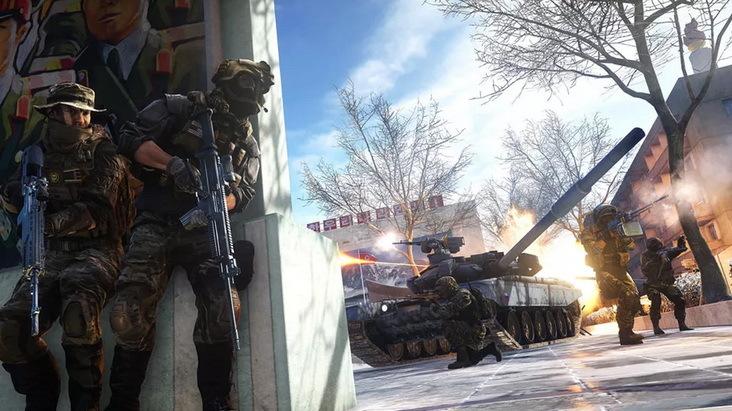 EA放出战地龙牙DLC细节