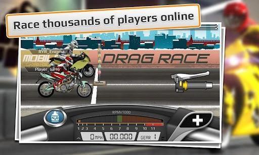 短程高速摩托赛 Drag Racing Bike Edition截图4