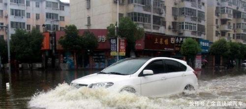 """江西一场大暴雨,却彻底揭开了新能源车的一块""""遮羞布""""!"""