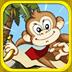 猴子扔香蕉