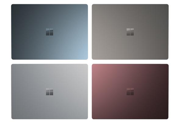 微软商城开启国行Surface Laptop多颜色版预售 售价9888元起