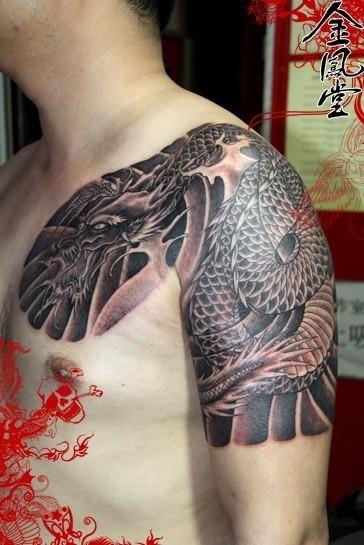 刺青 纹身 364_545 竖版 竖屏