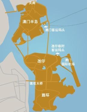行政区胶东半岛