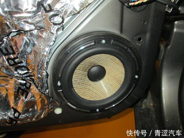 斯柯达明锐只因更好享受车内音乐汽车音响改装升级 潍坊成功音响
