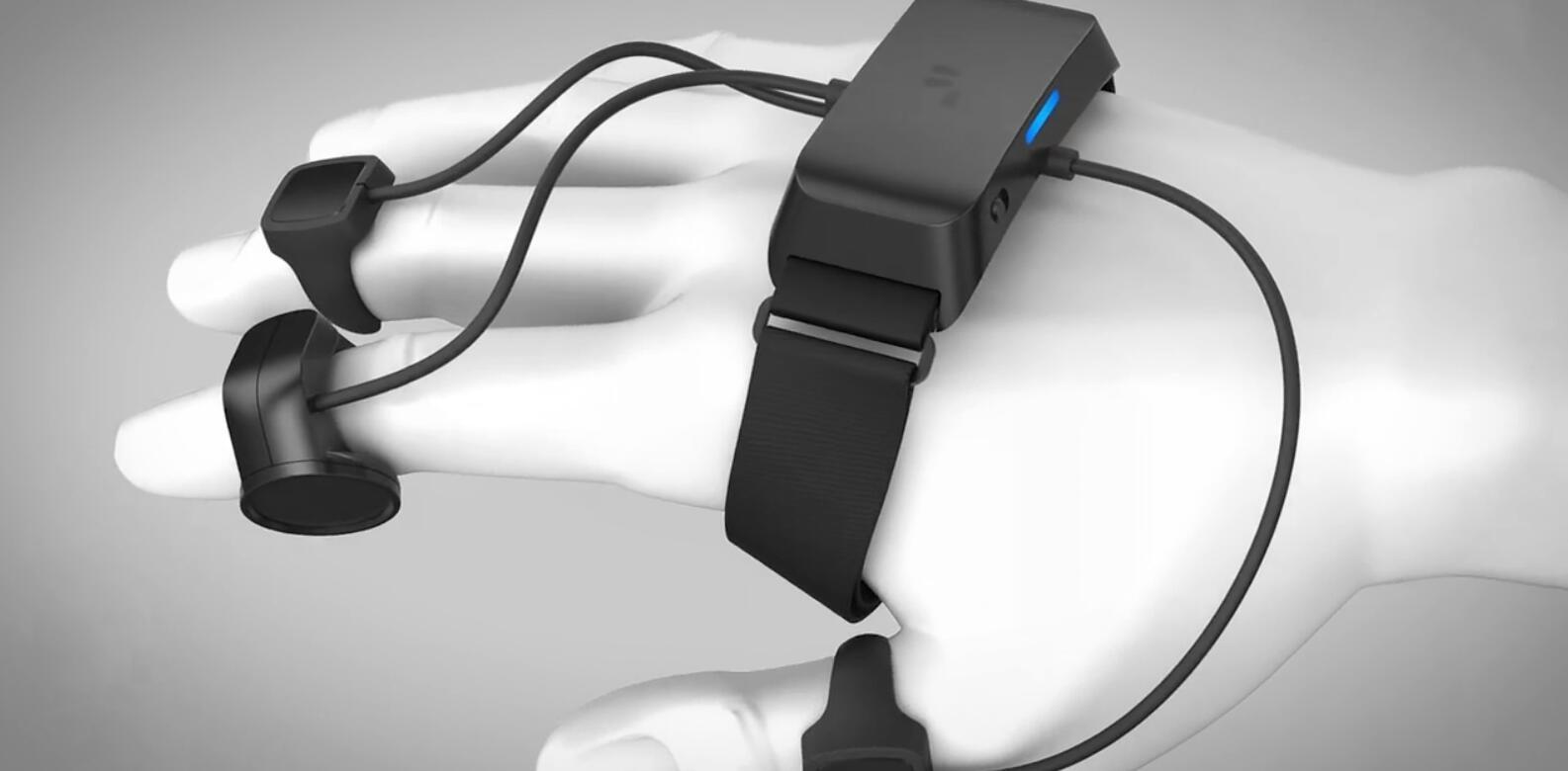 Finch手指传感器VR动作捕捉