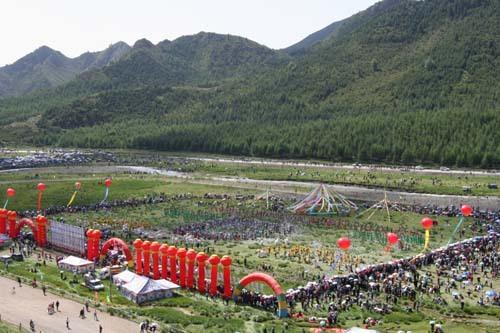 天祝藏族自治县自然风光