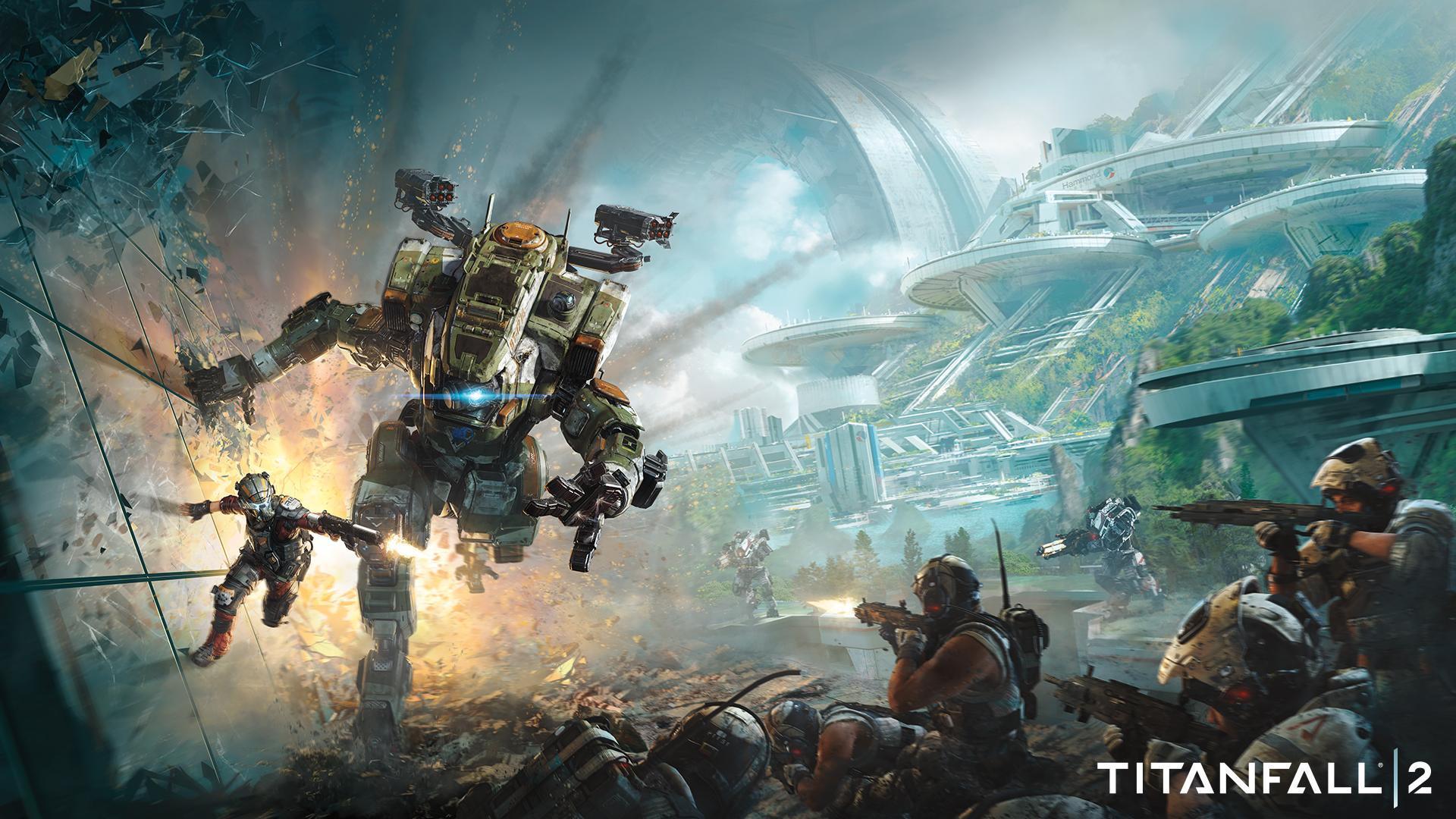《泰坦陨落2》新增新式武器