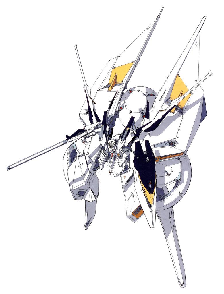 RX-124高达TR-6·丹迪莱恩Ⅱ