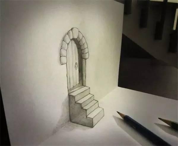 同样是一支铅笔,看看别人画的!              【图文转载】 - 兰州李老汉 - 兰州李老汉(五级拍客)