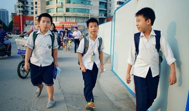 深圳班霸小学生,小学47人他欺负45个,全班们的哈尔滨家长的江北图片