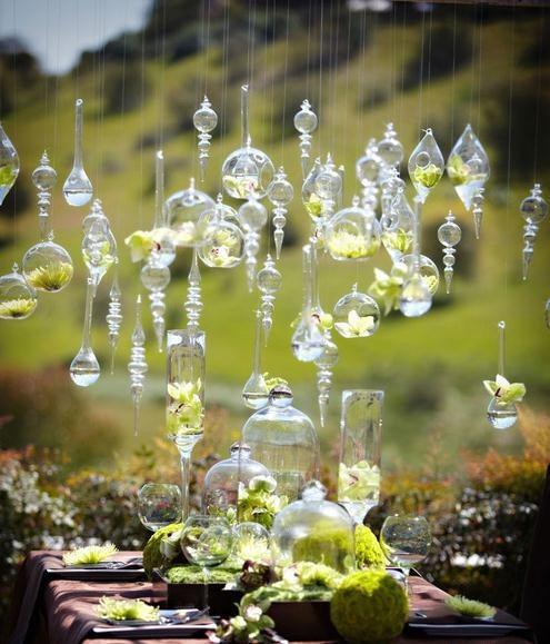 草坪婚礼的基本格调应该以西式风格为主