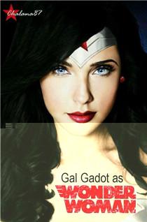 神奇女侠DC女主动图高清壁纸