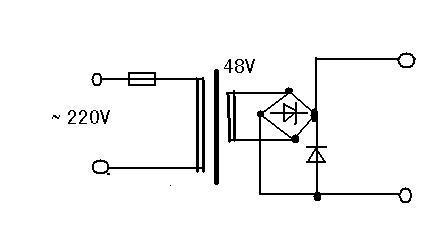 48v降24v电路