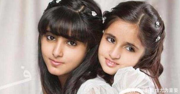 """曾惊艳""""全球""""的迪拜公主长大了,当年要等她们的网友:还娶吗?"""