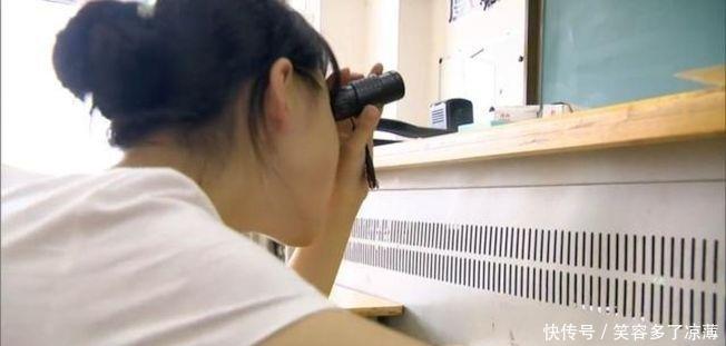 <b>仅剩右眼0.1视力,苏州望远镜女孩高分考上人民大学</b>