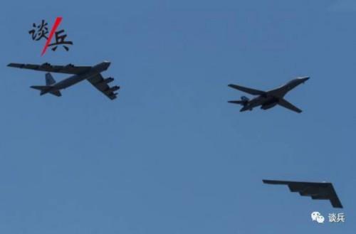 轰6K碾压B1-B轰炸机:美军亚太基地岌岌可危 - 一统江山 - 一统江山的博客