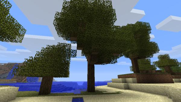 问:我的世界哪棵树是苹果树图片