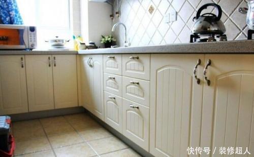 厨房装修万万要这样装橱柜,有钱人一看就知道,懊悔现在才发现-家居窝