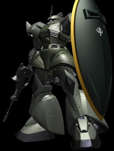 MS-14S指挥官用型勇士