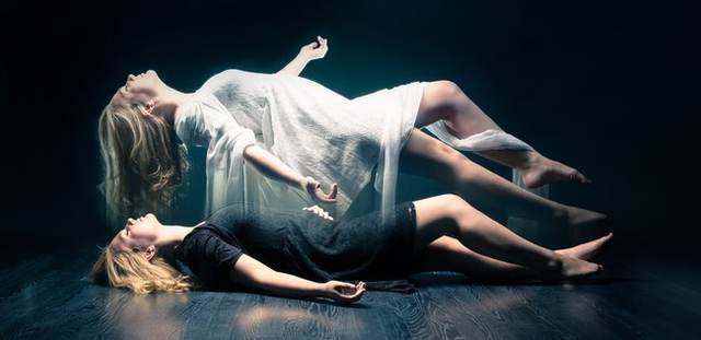 人死後靈魂可能進入到四維空間?