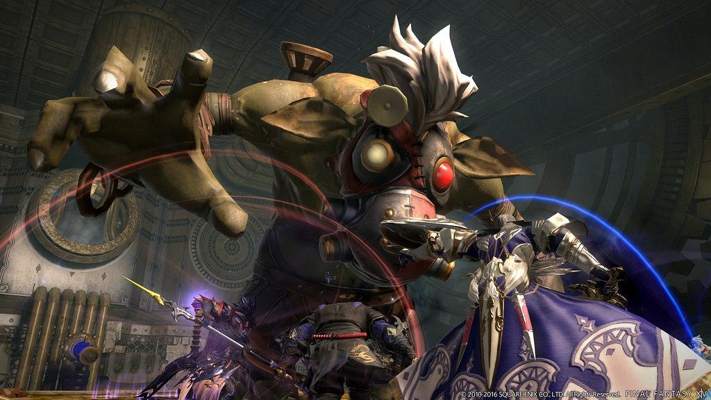 《最终幻想14》赠送96小时免费游戏时间