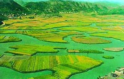 常山国家地质公园