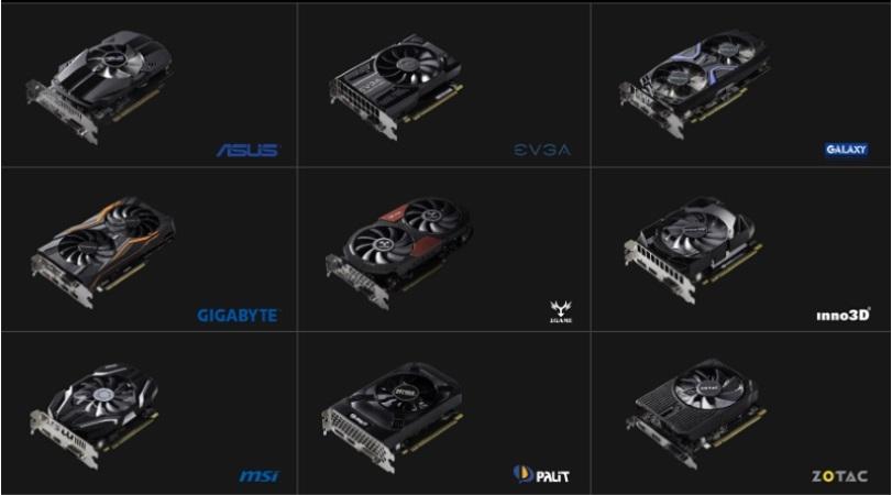 英伟达推GTX 1050Ti显卡