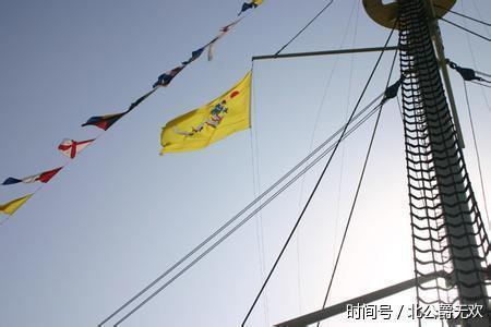 慈禧选定的黄龙国旗,隐藏着清朝灭亡的大秘密 - 挥斥方遒 - 挥斥方遒的博客