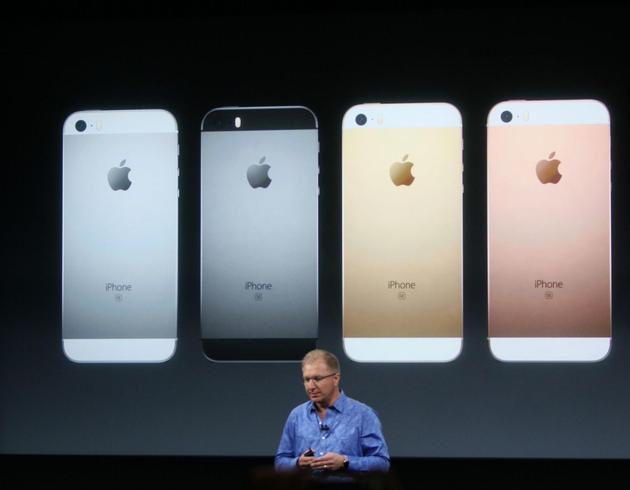 2016苹果发布会回顾 iphone SE抵过6S?