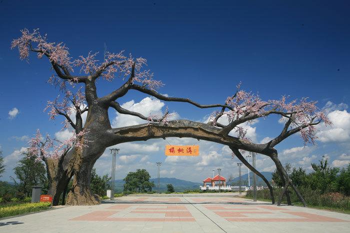 郑州樱桃沟景区位于二七区侯寨乡南部,以樱桃沟为中心,延绵15公里