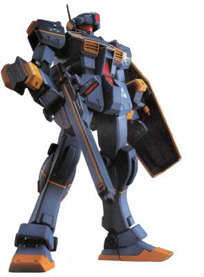 RGM-79SR狙击型吉姆Ⅲ