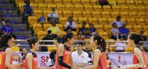 女排亚洲杯半决赛,中国女排踏过东道主便可夺冠