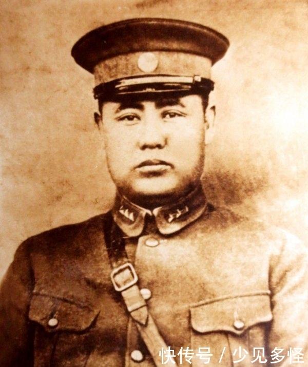 傅作义自封天下第一在山东打了一战以后尊他为老师网友识相
