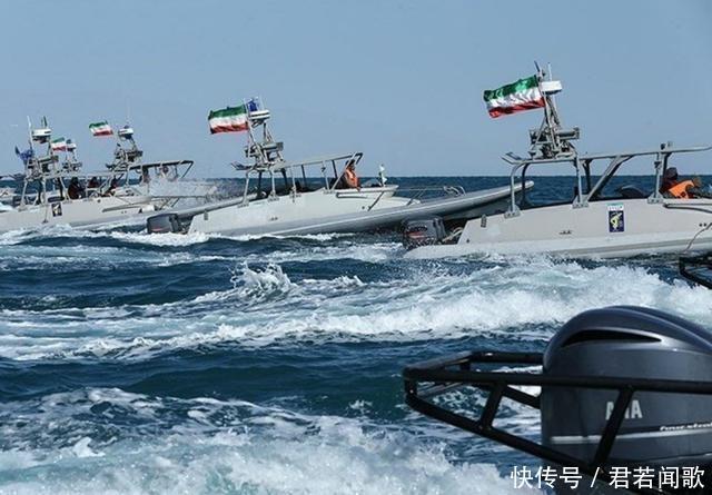 伊朗再胜一局此国主动释放扣押油轮,美国关键时刻遭盟国背叛
