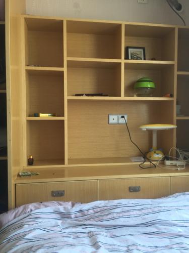 木工手打欧式柜子设计