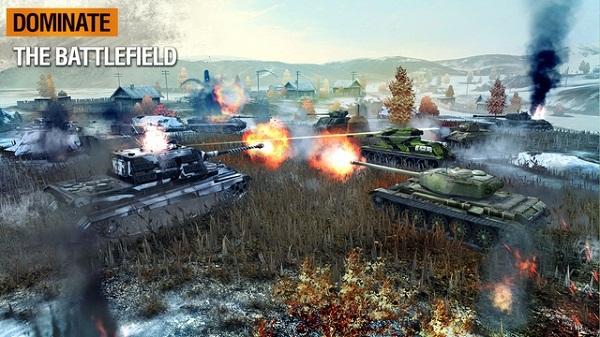 《坦克世界闪电战》将推出Mac版