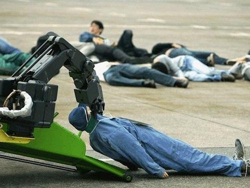 救援机器人