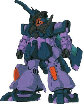 MS-09F-Gb大剑型大魔