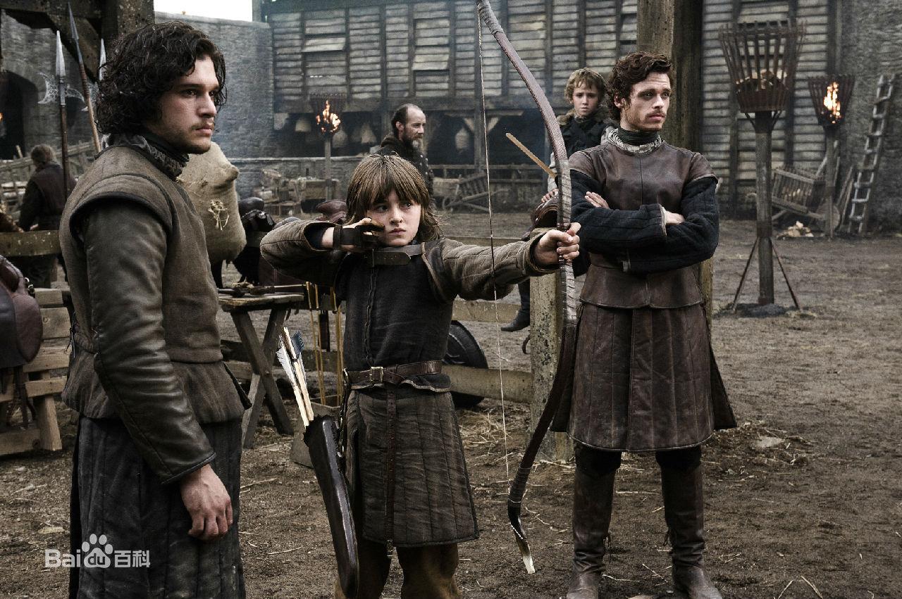 史塔克的四个儿子