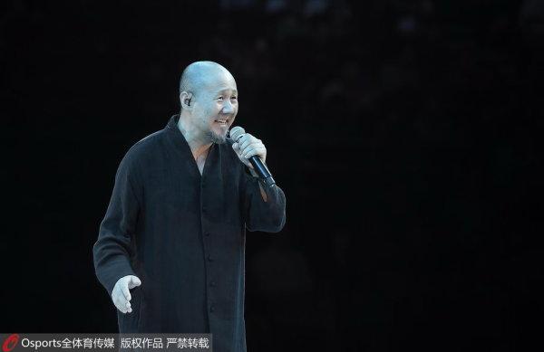 腾格尔高亢献歌《蒙古人》