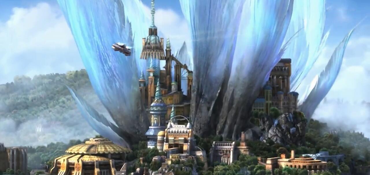 最终幻想12:黄道年代预告
