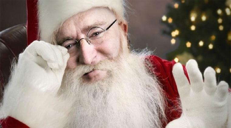 G胖版圣诞老人