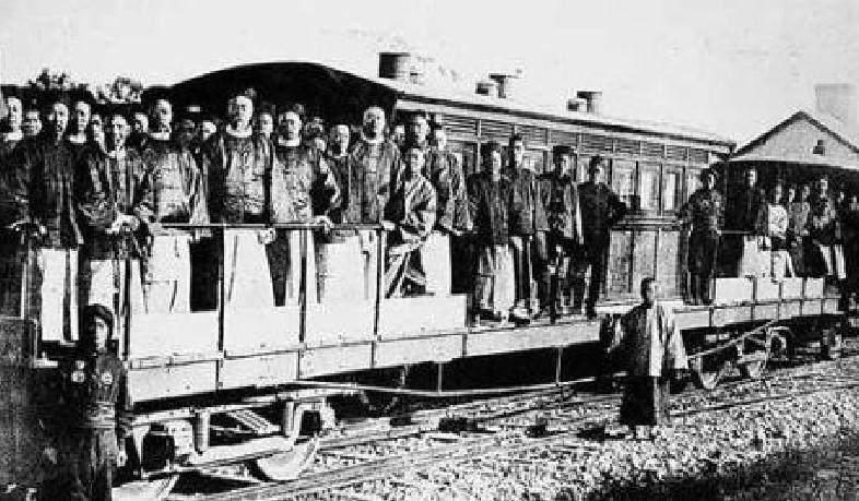 慈禧第一次坐火车提三个奇葩要求:被外人耻笑 - 一统江山 - 一统江山的博客