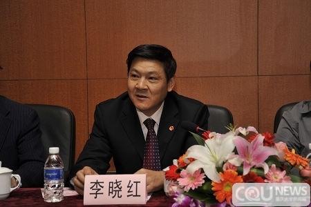 李晓红-武汉大学校长