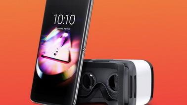 Alcatel IDOL 4S手机将上市 搭载Windows 10 VR功能